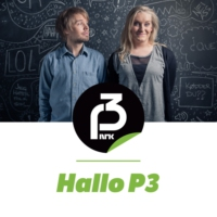 Logo du podcast NRK P3 – Hallo P3