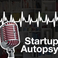 Logo of the podcast Startup Autopsy