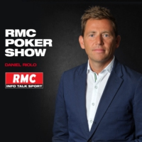 Logo of the podcast RMC : 08/02 - Poker Show