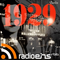 Logo of the podcast 1929 – Das Jahr Babylon | radioeins