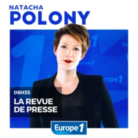 "Logo of the podcast La ""farce"" politique autour d'Alstom"