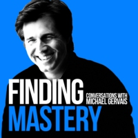 Logo of the podcast Finding Mastery: Conversations with Michael Gervais