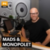 Logo of the podcast Mads & Monopolet - podcast