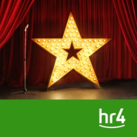 Logo of the podcast hr4 Stars im Studio
