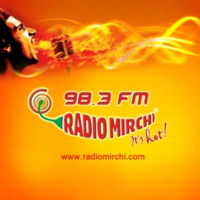 Logo of the podcast Shefali Alvares grooving on Radio Mirchi