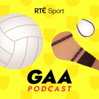 Logo du podcast RTÉ GAA PODCAST - Hurling Changes & Sligo win stateside
