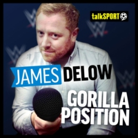 Logo of the podcast Gorilla Position ep88: Paul Heyman interview, WWE Clash of Champions preview