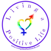 Logo of the podcast Living a Sex Positive Life