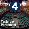 Logo of the podcast Yesterday in Parliament