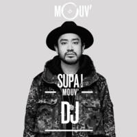 Logo of the podcast Mouv DJ - Supa!
