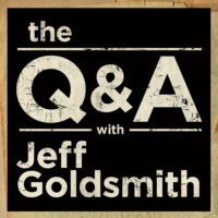 Logo of the podcast The Q with Jeff Goldsmith