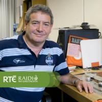 Logo of the podcast RTÉ - Siúlach Scéalach