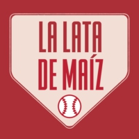 Logo of the podcast La Lata de Maíz