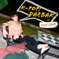 Logo of the podcast K-Pop Daebak w/ Eric Nam