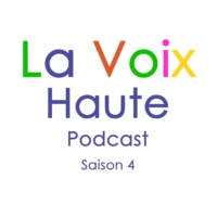 Logo of the podcast La Voix Haute