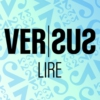 Logo of the podcast Versus-lire - RTS