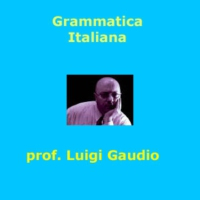 Logo du podcast AUDIO, Il complemento di specificazione 2A - prof. Luigi Gaudio