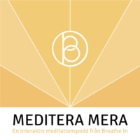 Logo of the podcast Meditera Mera - en interaktiv podd om meditation