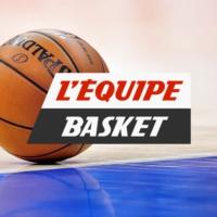 Logo du podcast L'Equipe Basket
