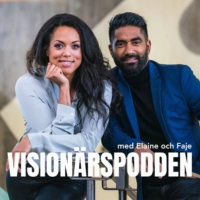 Logo of the podcast Visionärspodden - premiär 15 januari!