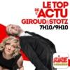 Logo of the podcast Giroud & Stotz - Le top de l'actu sur Rire & Chansons