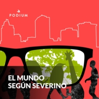 Logo of the podcast El Mundo Según Severino