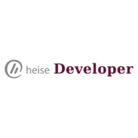 Logo du podcast heise Developer: SoftwareArchitekTOUR-Podcast