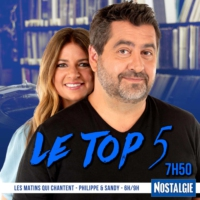 Logo of the podcast Le TOP 5 des chansons affirmatives – Le Top 5