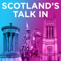 Logo of the podcast Scotland's Talk In