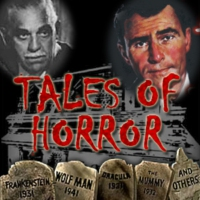 Logo du podcast Tales Of The Frightened Just Inside The Cemetery
