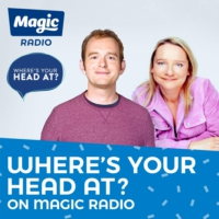 Logo of the podcast Where's Your Head At? On Magic Radio