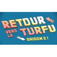 Logo of the podcast Retour vers le Turfu