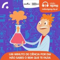 Logo of the podcast Um Minuto de Ciência por dia não sabes o bem que te fazia