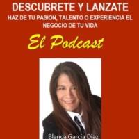 """Logo of the podcast Emprendedores """" Descúbrete Y lánzate """""""
