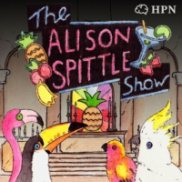 Logo of the podcast The Alison Spittle Show
