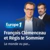 Logo of the podcast Le monde vu par... - François Clémenceau et Régis Le Sommier