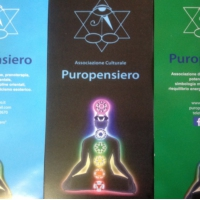 """Logo du podcast Il Salotto Esoterico di """" puropensiero """""""