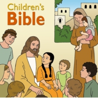 Logo of the podcast CHILDREN....BIBLE.....STORIES