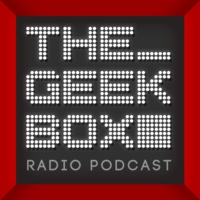 Logo of the podcast The Geekbox: Episode 345