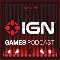 Logo of the podcast IGN Games Podcasts