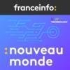 Logo of the podcast Nouveau monde spécial Vivatech 2019