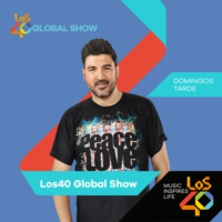 Logo of the podcast 40 Global Show Programa completo