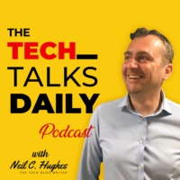 Logo of the podcast The Tech Talks Daily Podcast
