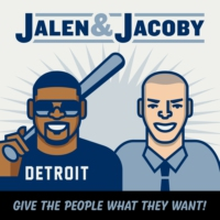 Logo of the podcast ESPN - Jalen & Jacoby