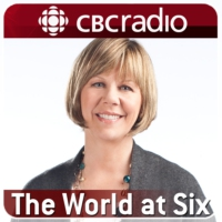 Logo of the podcast CBC News: World at Six for 2017/03/22 at 21:30 EDT