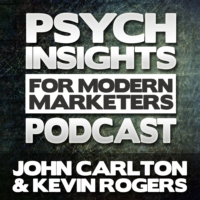 Logo of the podcast Show 2 – Psych Insight #1: Buyer's Brain
