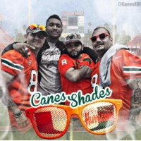 Logo du podcast Canes Win.................