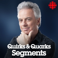 Logo du podcast Quirks and Quarks Segmented Show from CBC Radio