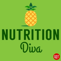 Logo du podcast The Nutrition Diva's Quick and Dirty Tips for Eating Well and Feeling Fabulous