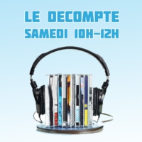 Logo of the podcast Le Décompte